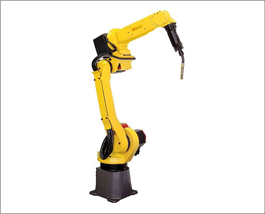 FANUC Arc Mate 100iC-10S robot
