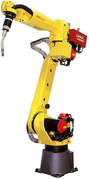 FANUC Arc Mate 120iC-10L robot