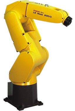 FANUC LR Mate 200iC-5H High Speed robot